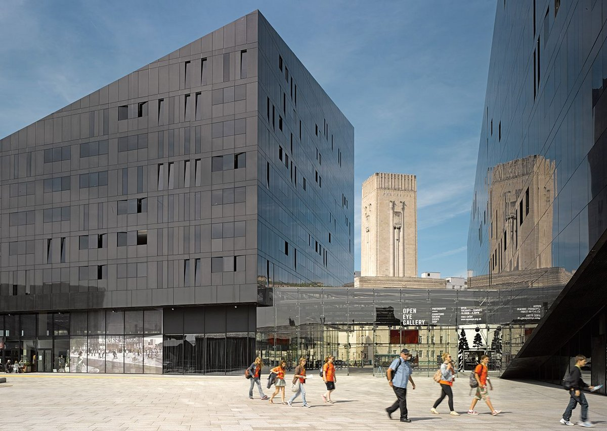 Despite its attempts to offer views through the buildings the planning process provoked bitter criticism of the scheme.