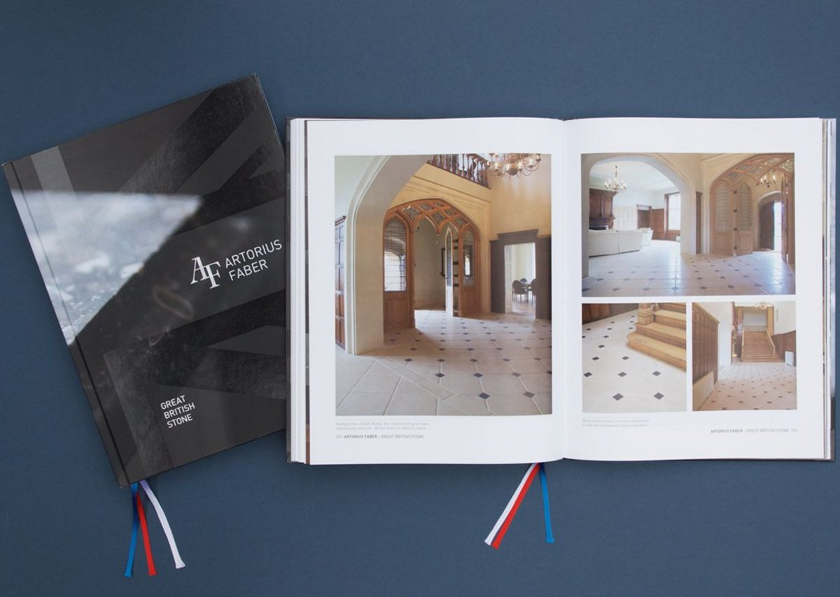 Artorius Faber publications are available to assist specification