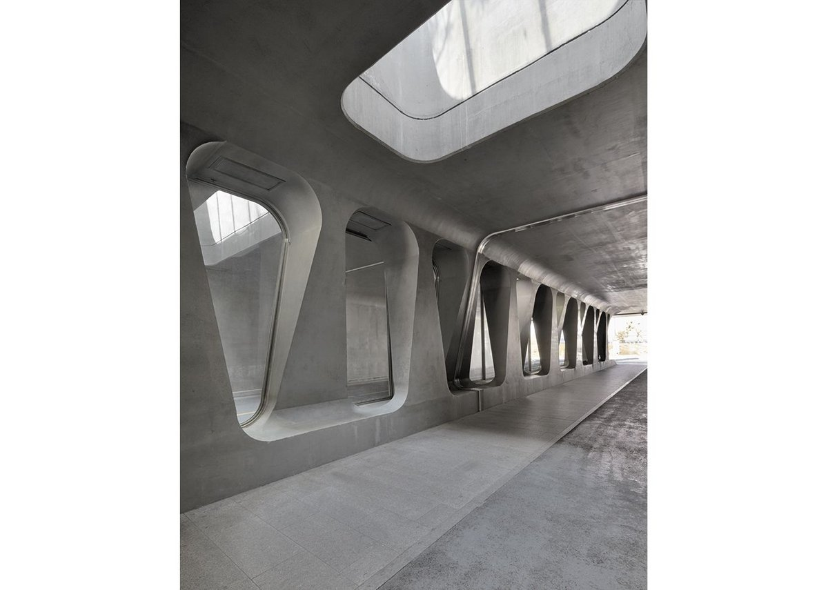 One of a series of underpasses by Lokaldesign Shinbanpo.