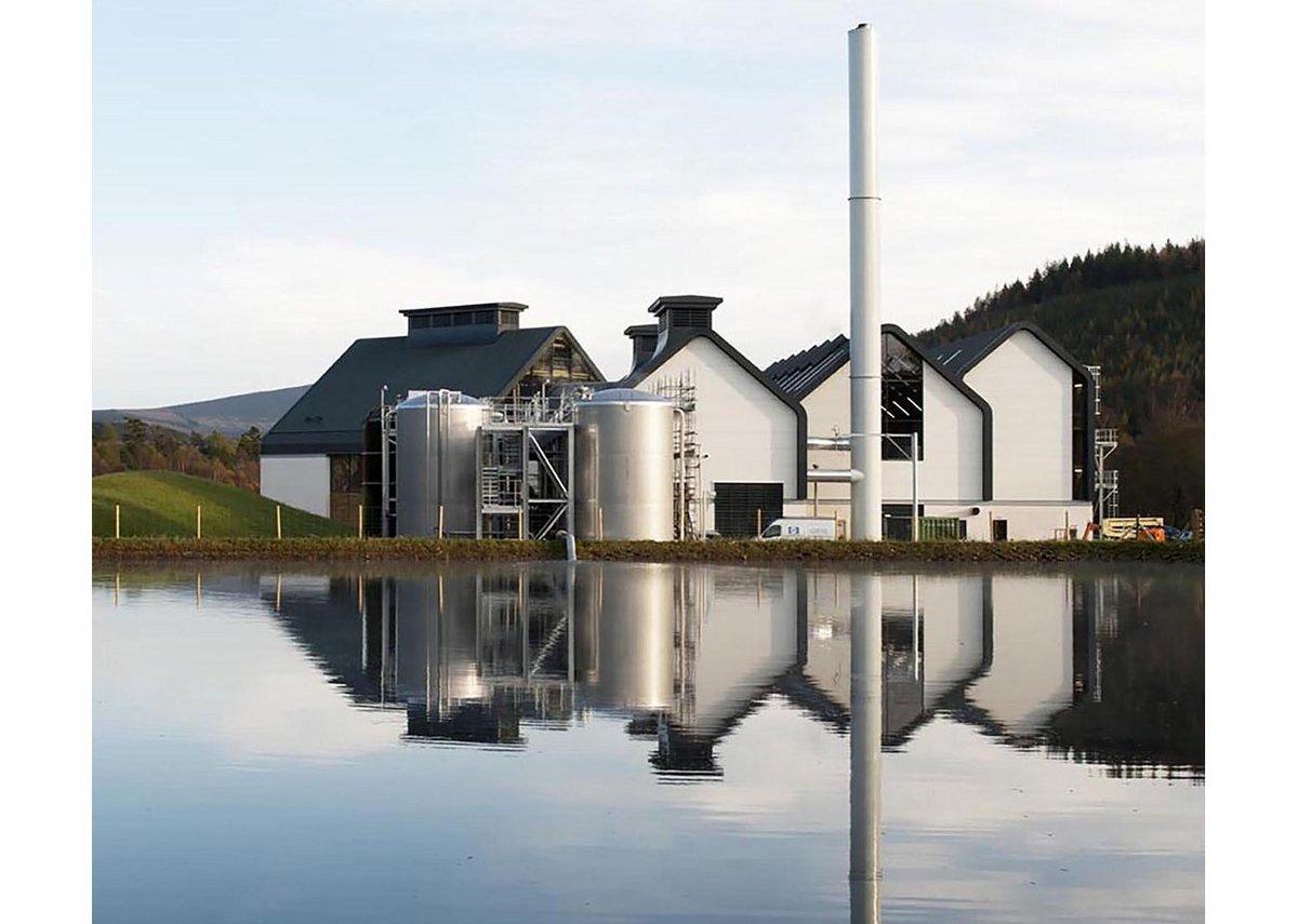 Dalmunach Distillery Archial Norr Inverness