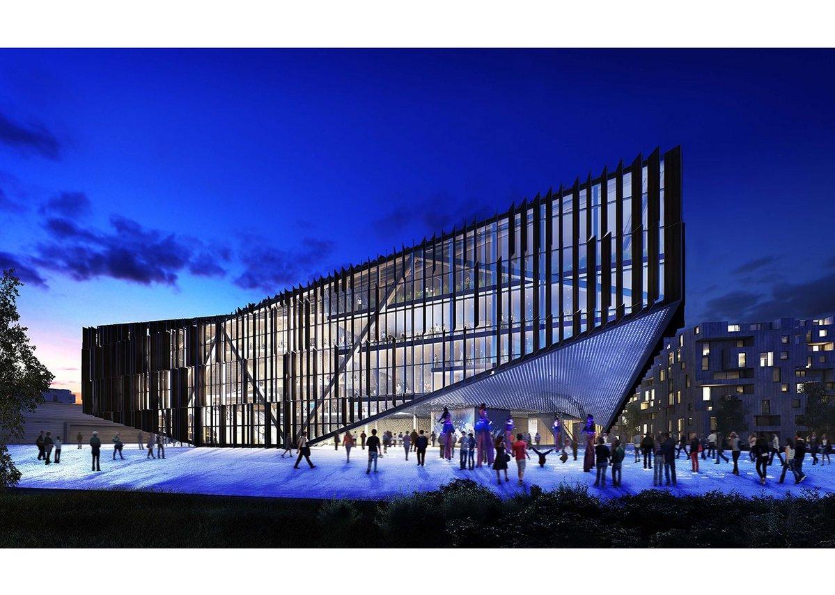 Copenhagen Arena.