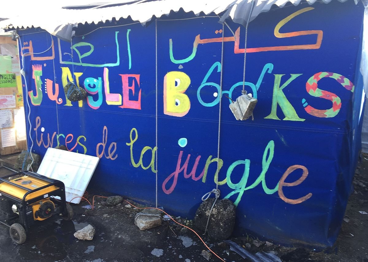 Jungle Books, Calais
