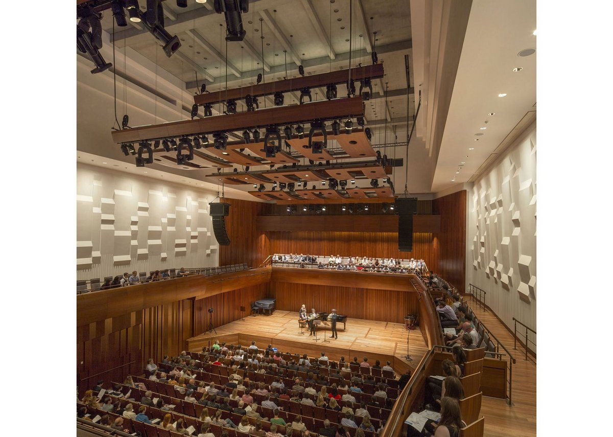 Milton Court Guildhall School of Music and Drama by Holistic Group and RHWL Architects.