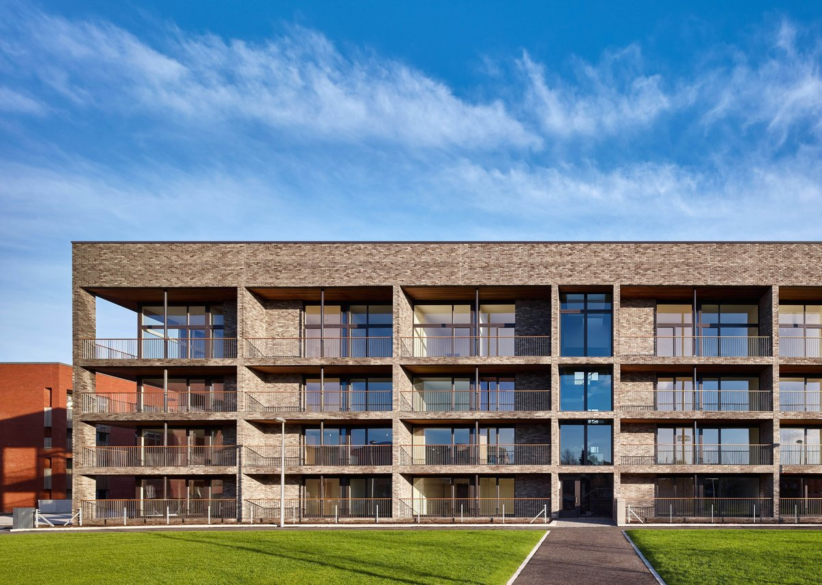 BEST URBAN REGENERATION PROJECT: Laurieston Phase 1, Glasgow, New Gorbals Housing Association by Elder & Cannon