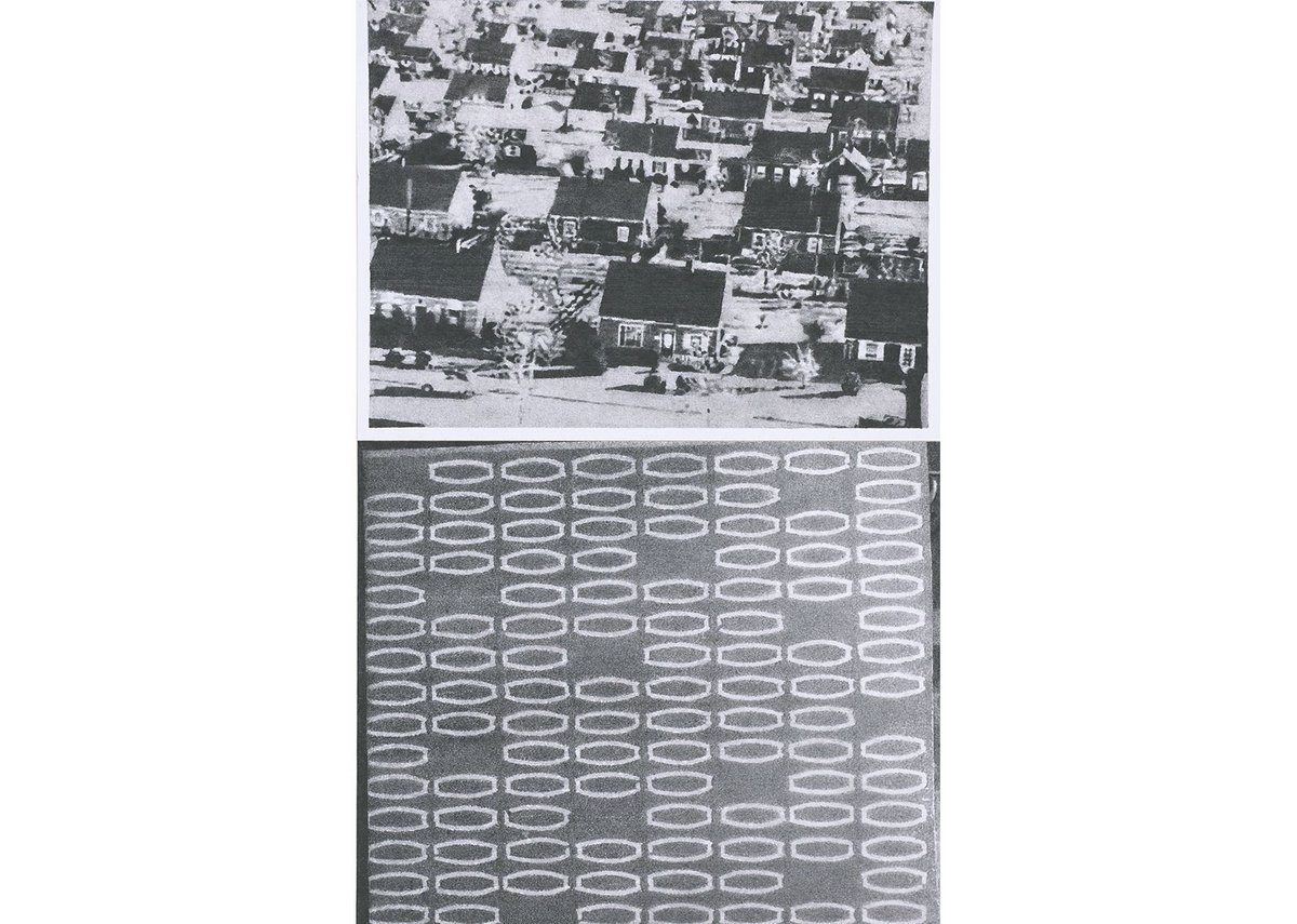 Levittown Variation - Ostalgie Pattern, Richard Forster