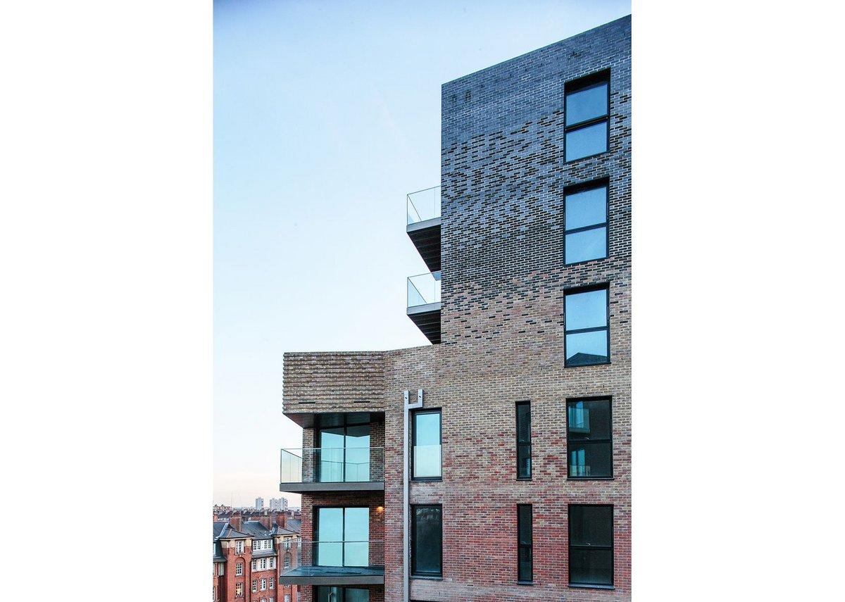 Trafalgar Place by dRMM Architects