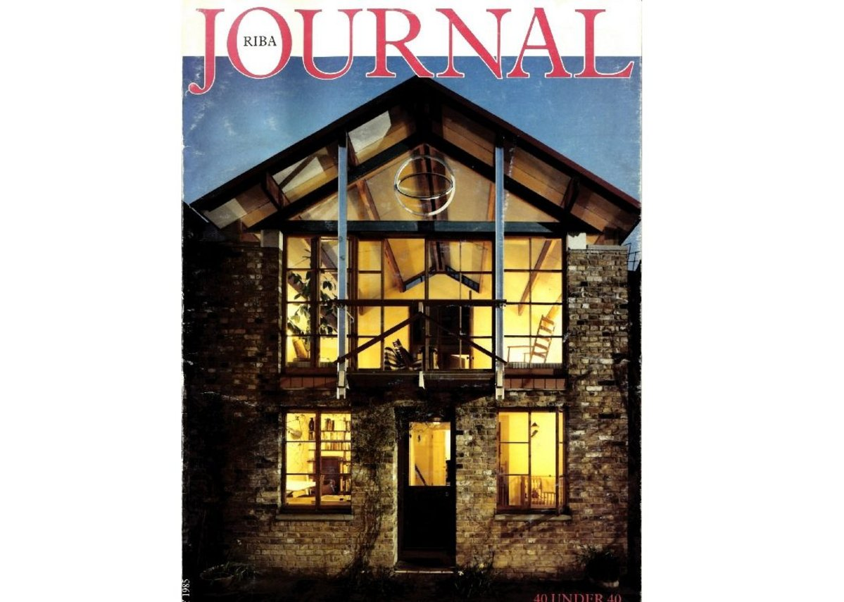 Self Build House, 1984.