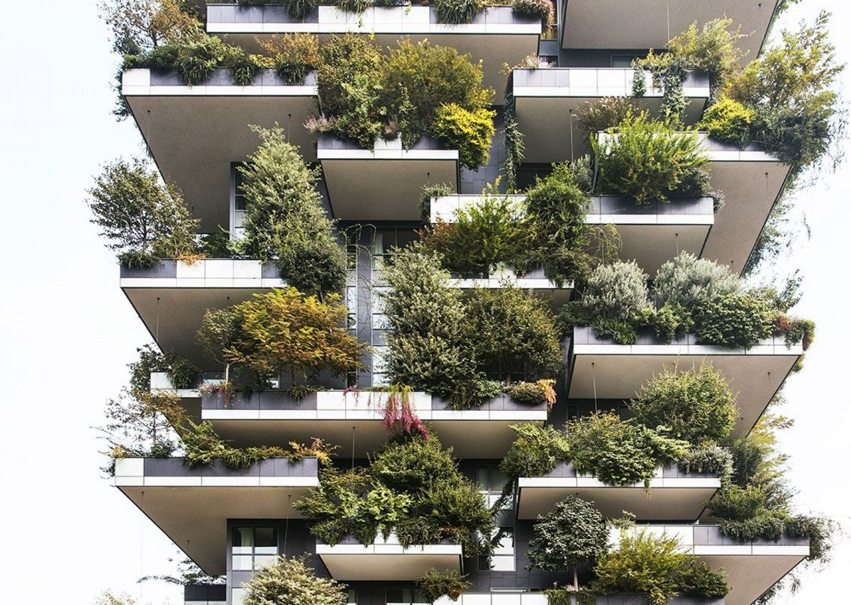Vertical Forest Giovanni Nardi