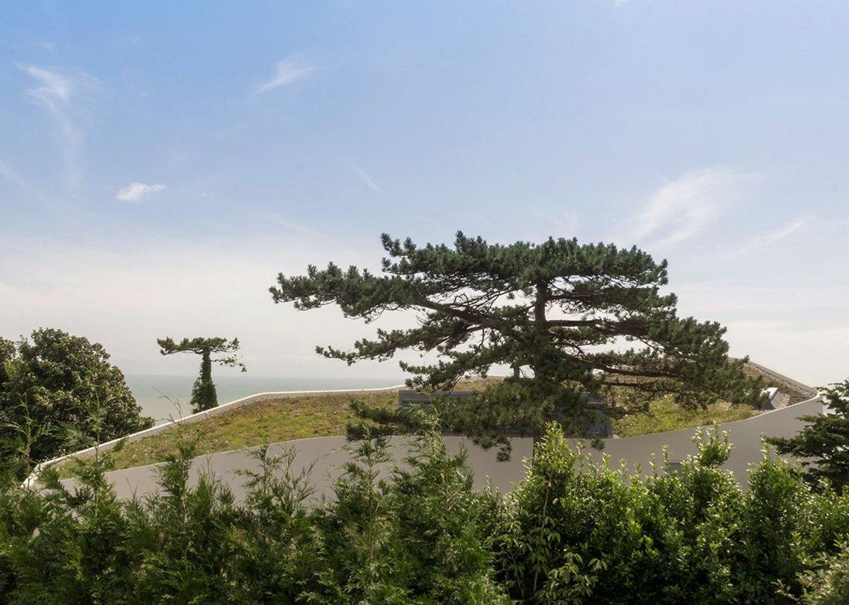 Ness Point, Dover by Tonkin Liu.