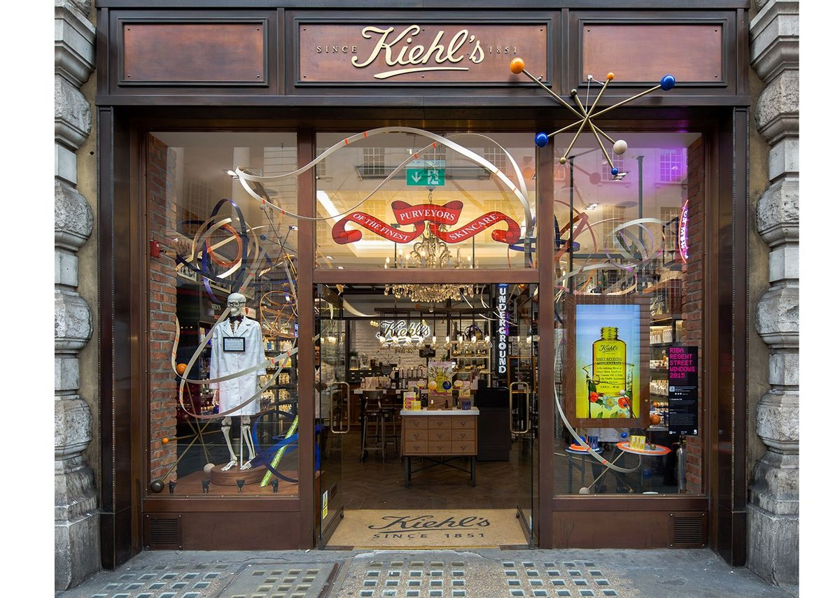 Michaelis Boyd Associates with Kiehl's