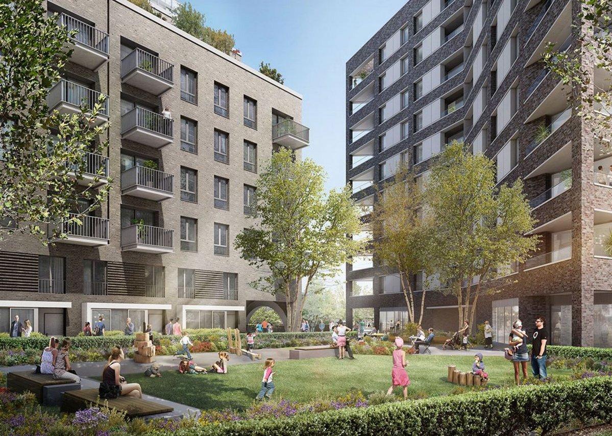 Camden Goods Yard Southhampton Square