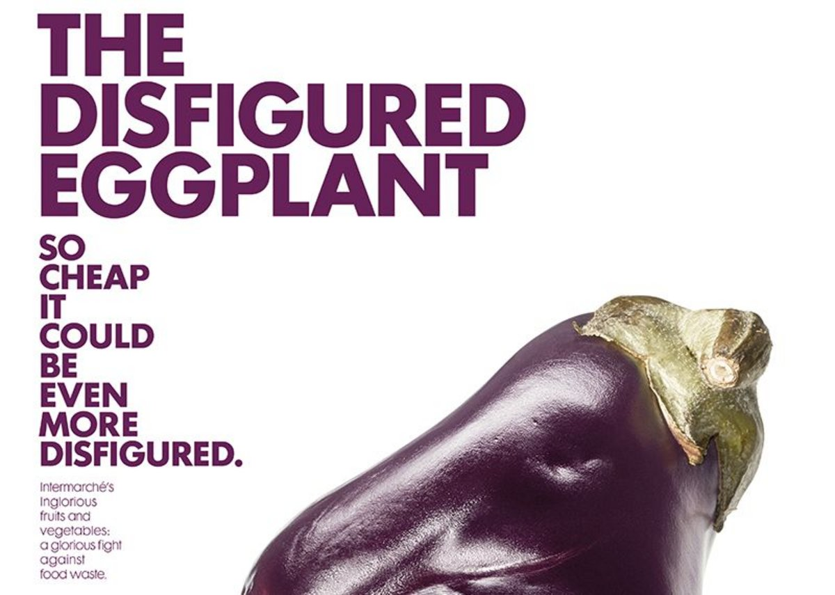 Disfigured Eggplant by Patrice de Villiers