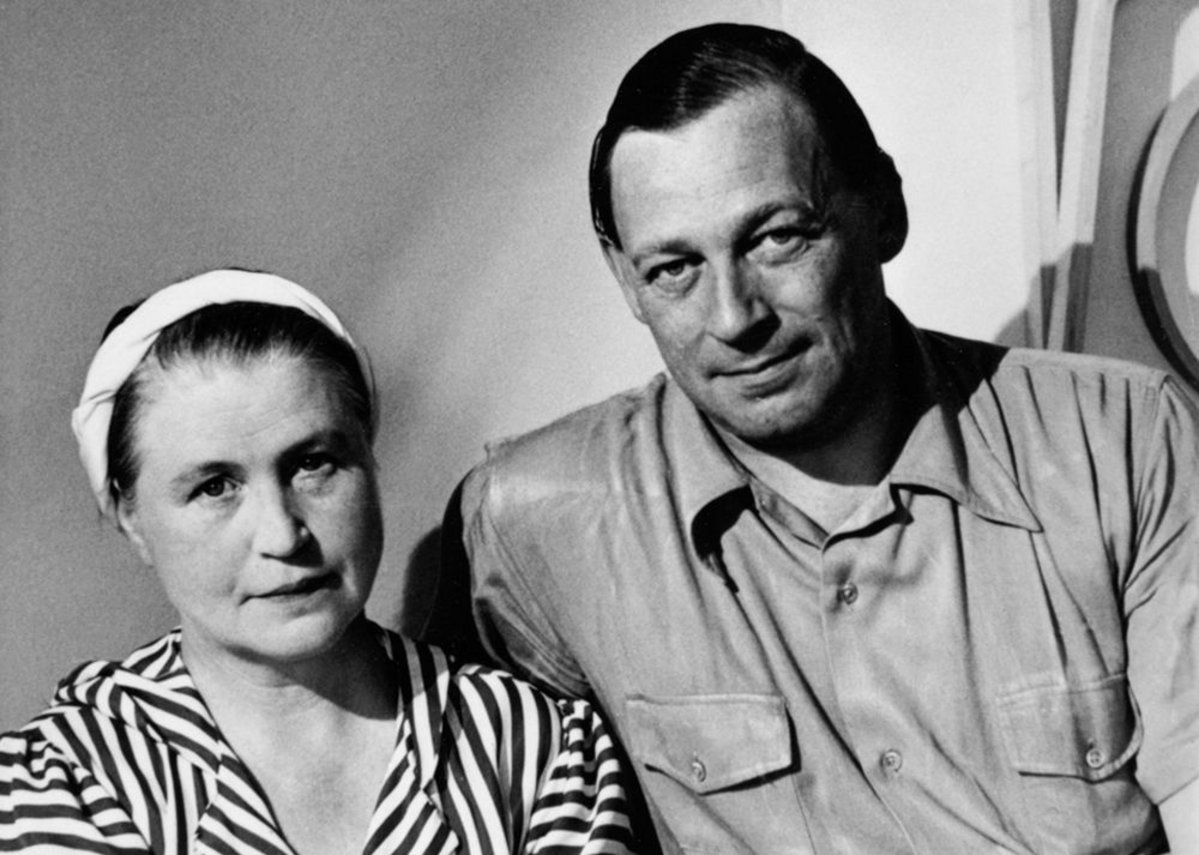 Aino and Alvar Aalto.