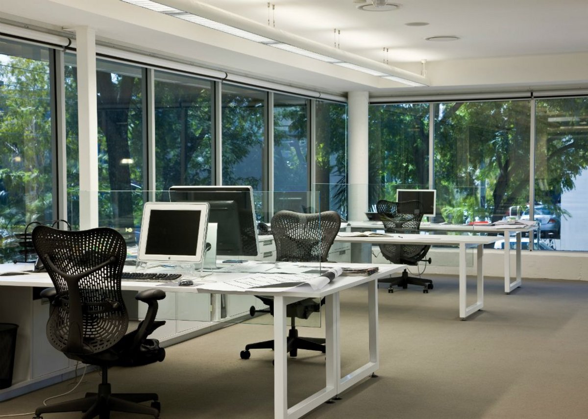 Shading, a passive design measure, is usually expected to address glare and overheating in building. However, using window film can be a more cost-effective, long-term solution, without removing natural light in a working environment.