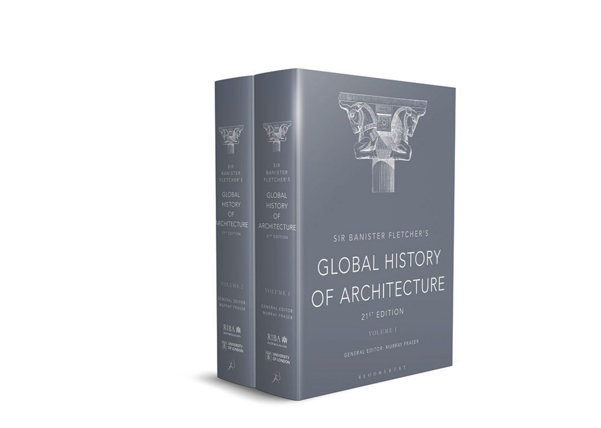 Sir Banister Fletcher's Global History of Architecture (2019), Bloomsbury Publishing.