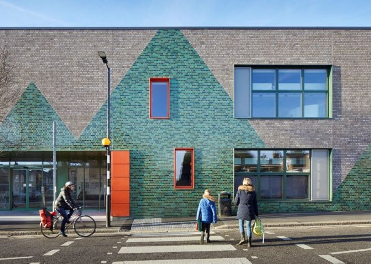 Ivydale Primary School, Brockley.