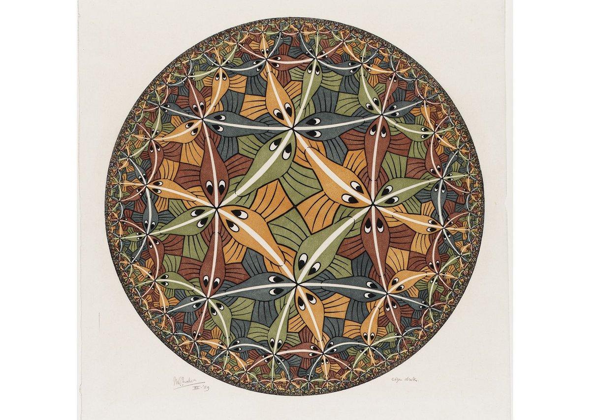 Circle Limit III 1959.