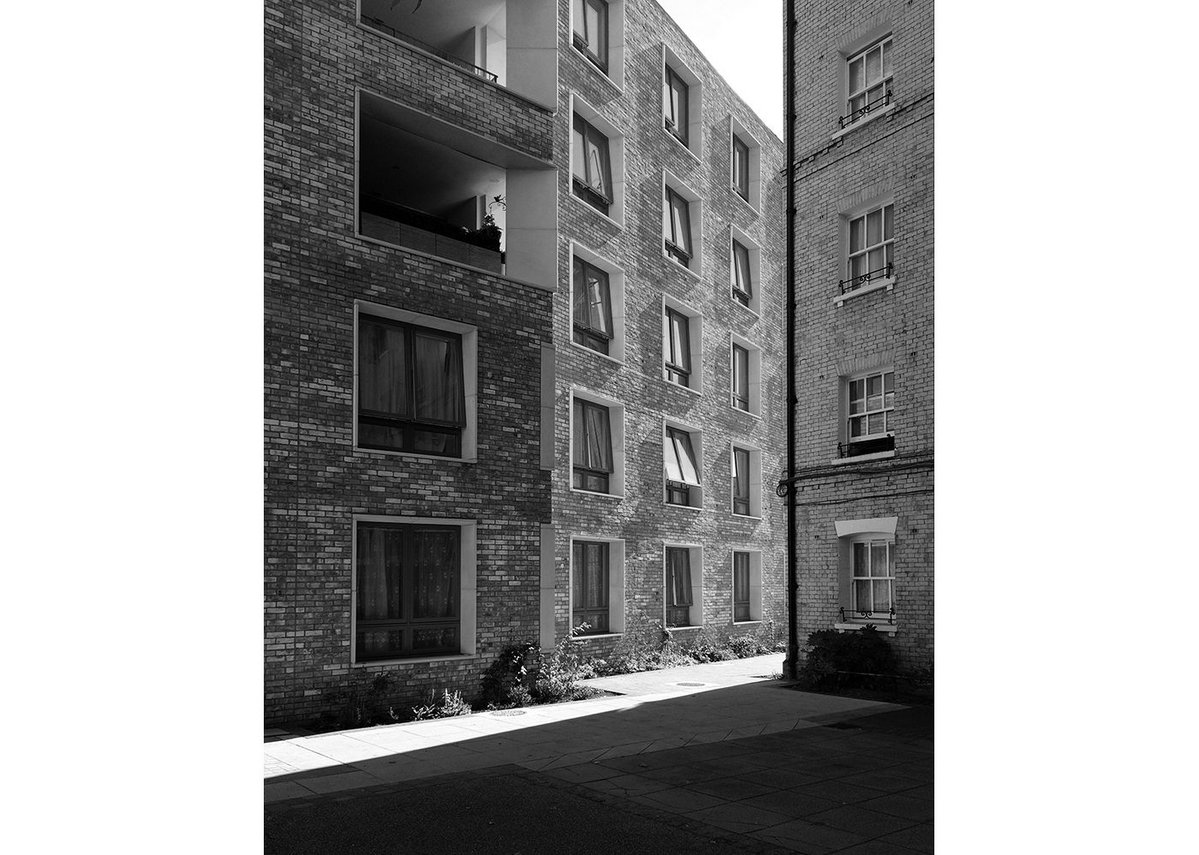 Learning from history. Darbishire Place by Niall McLaughlin Architects in 2015.