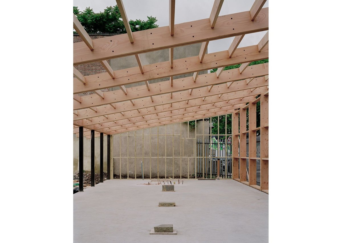 Feilden Fowles studio London by Feilden Fowles.