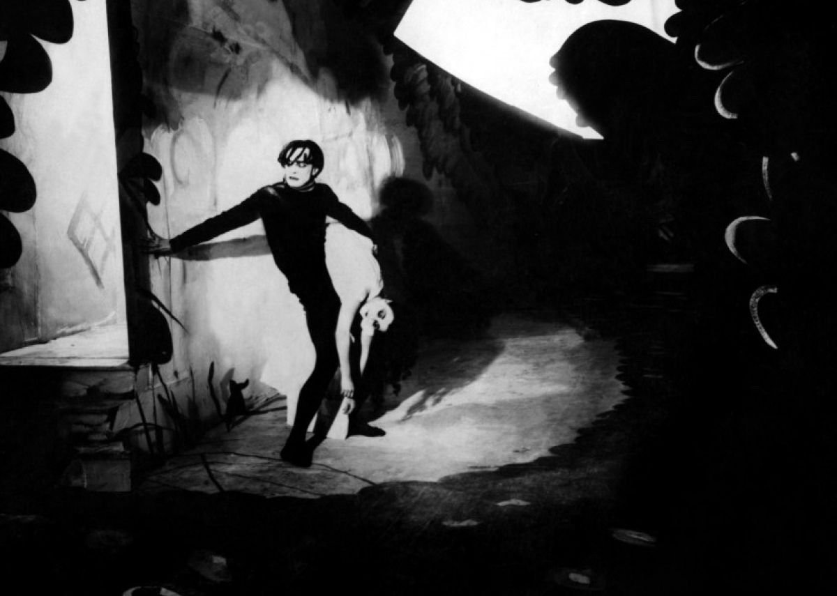 Nothing like a bit of noir Expressionism.