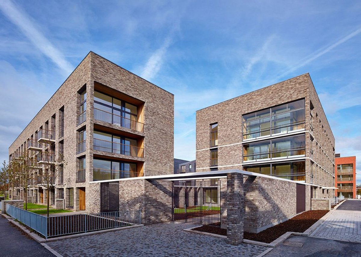 Laurieston Transformational Area, Gorbals, Glasgow by Elder and Cannon Architects + Page Park.