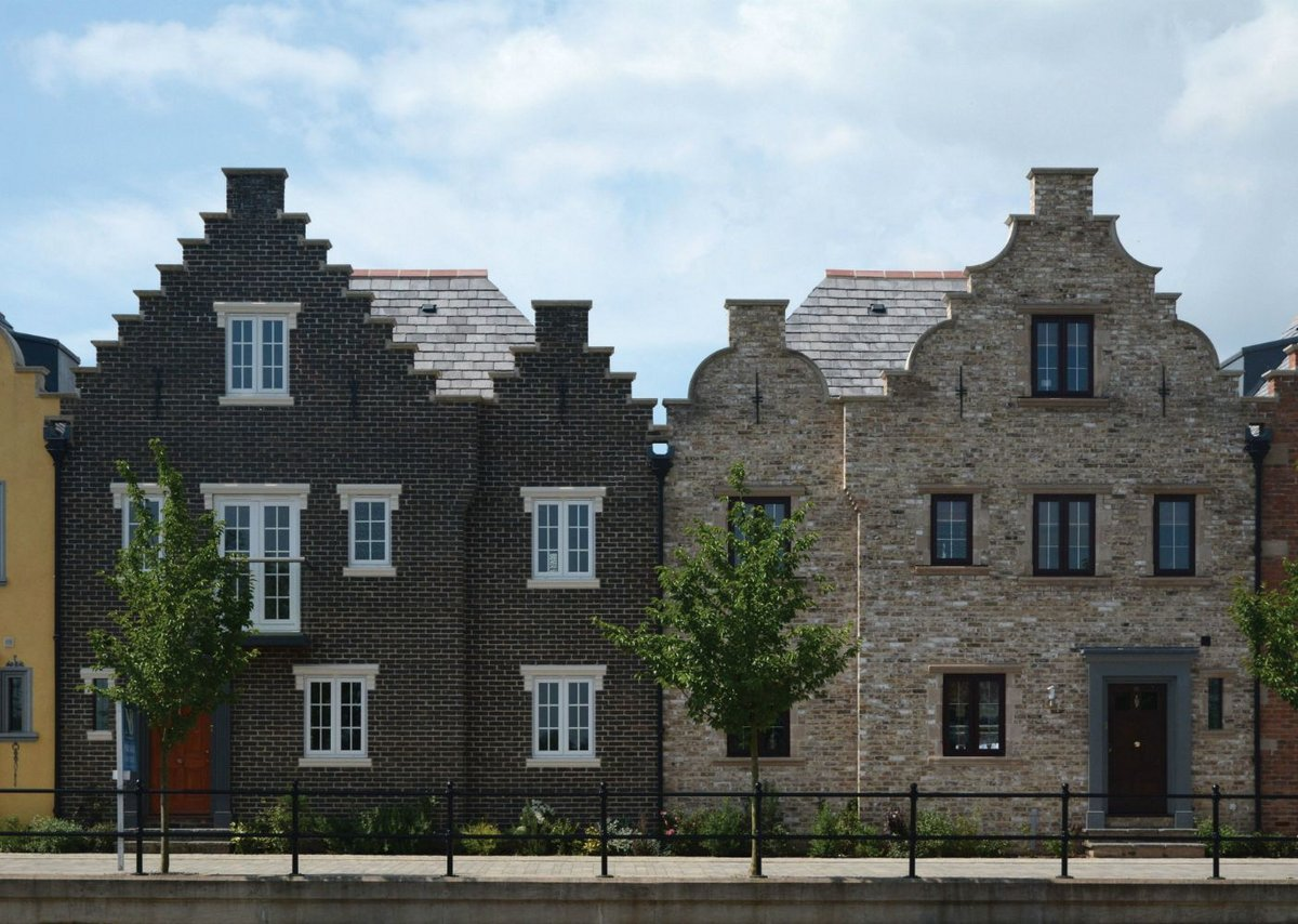 Housing Development 6-25 units: The Quay, Waterside Phase 1, Black Hawk Properties Ltd