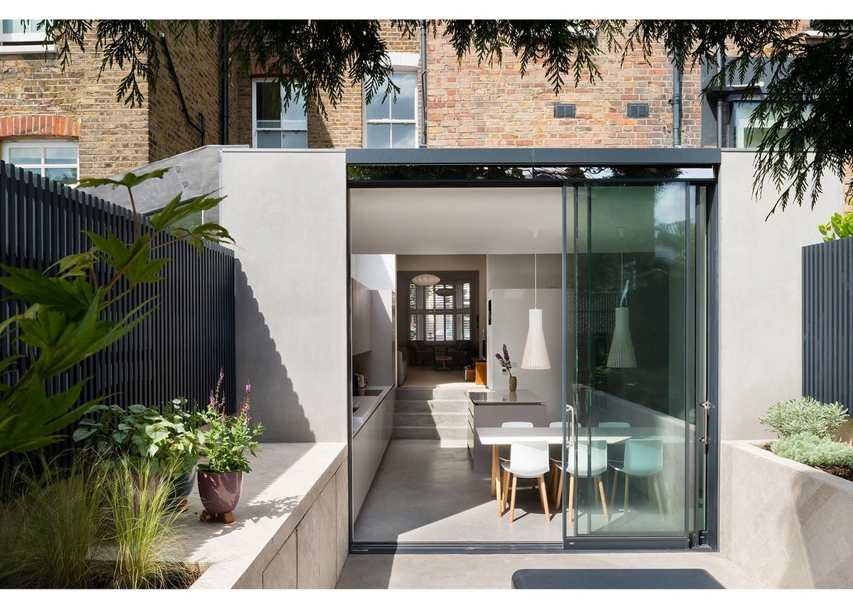Polished House, Islington, by Architecture for London.