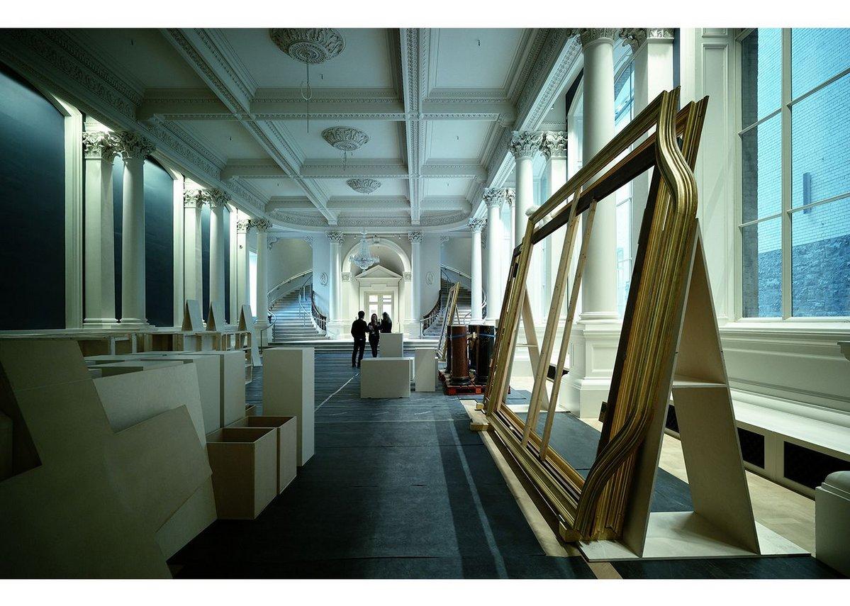 Shaw Room.