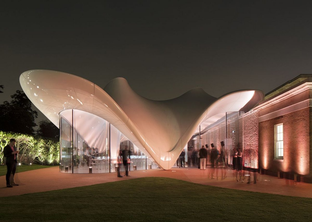 Serpentine Sackler Gallery, London.