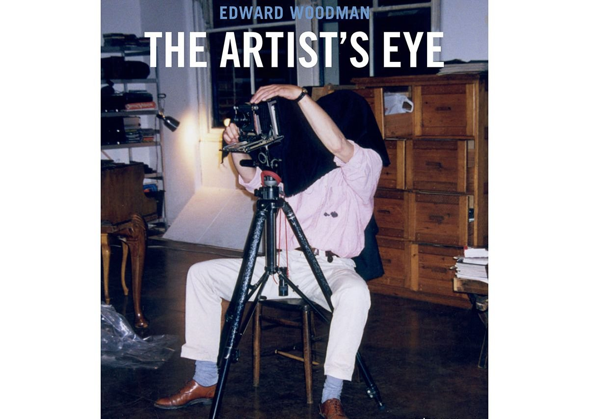 Front cover of Edward Woodman The Artist's Eye