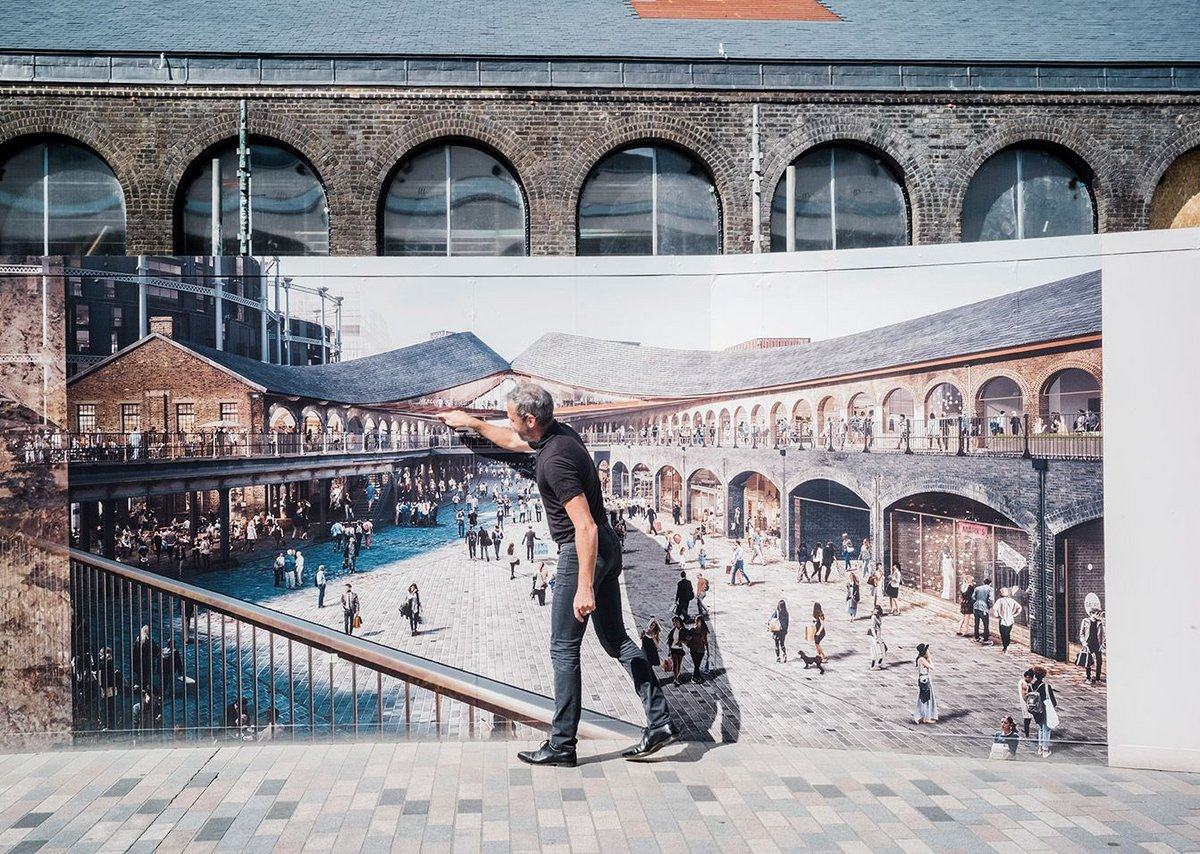 Joe Morris explains the virtues of Thomas Heatherwick's Coal Drops Yard retail project.