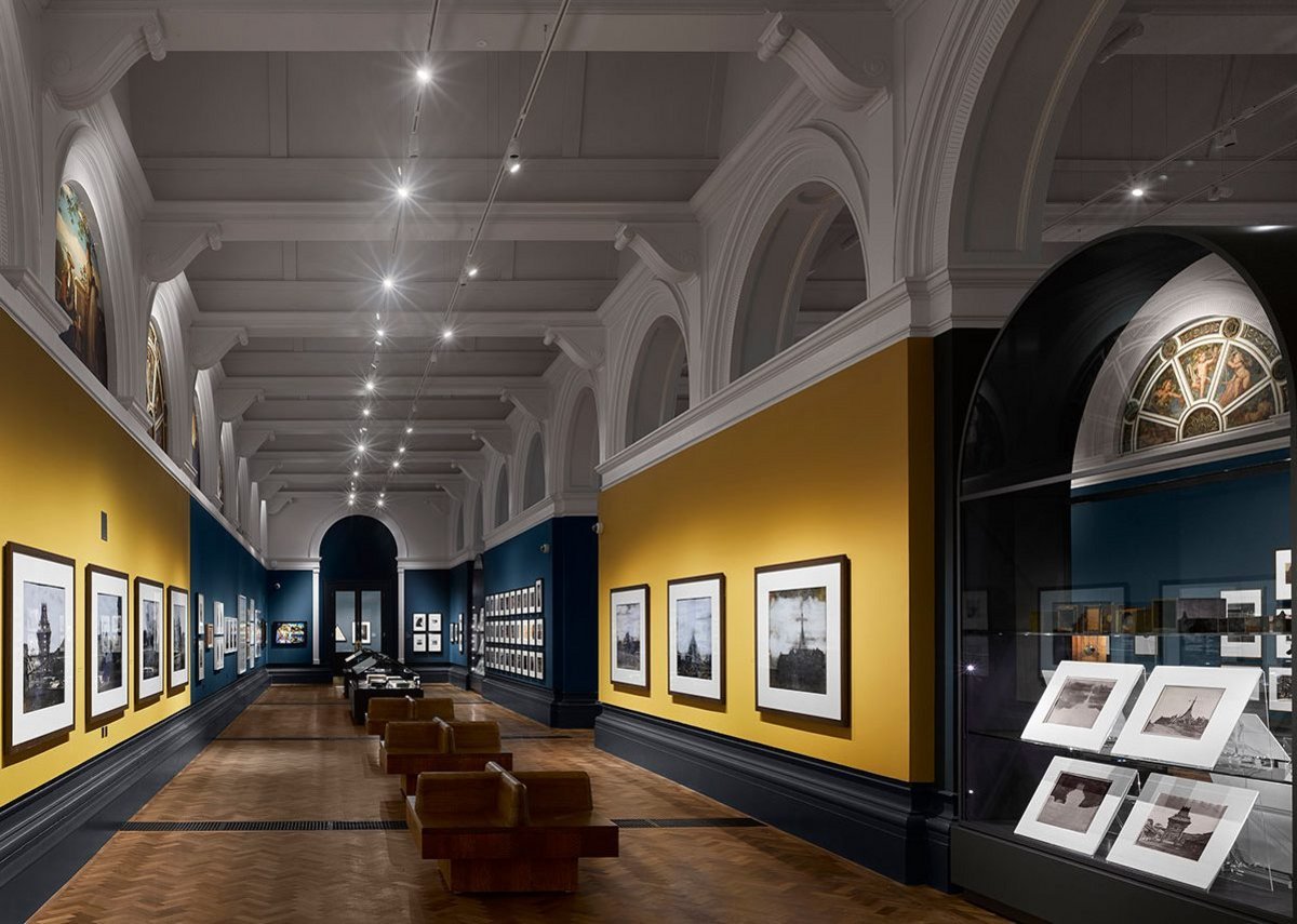 Victoria and Albert Museum Photography Centre.