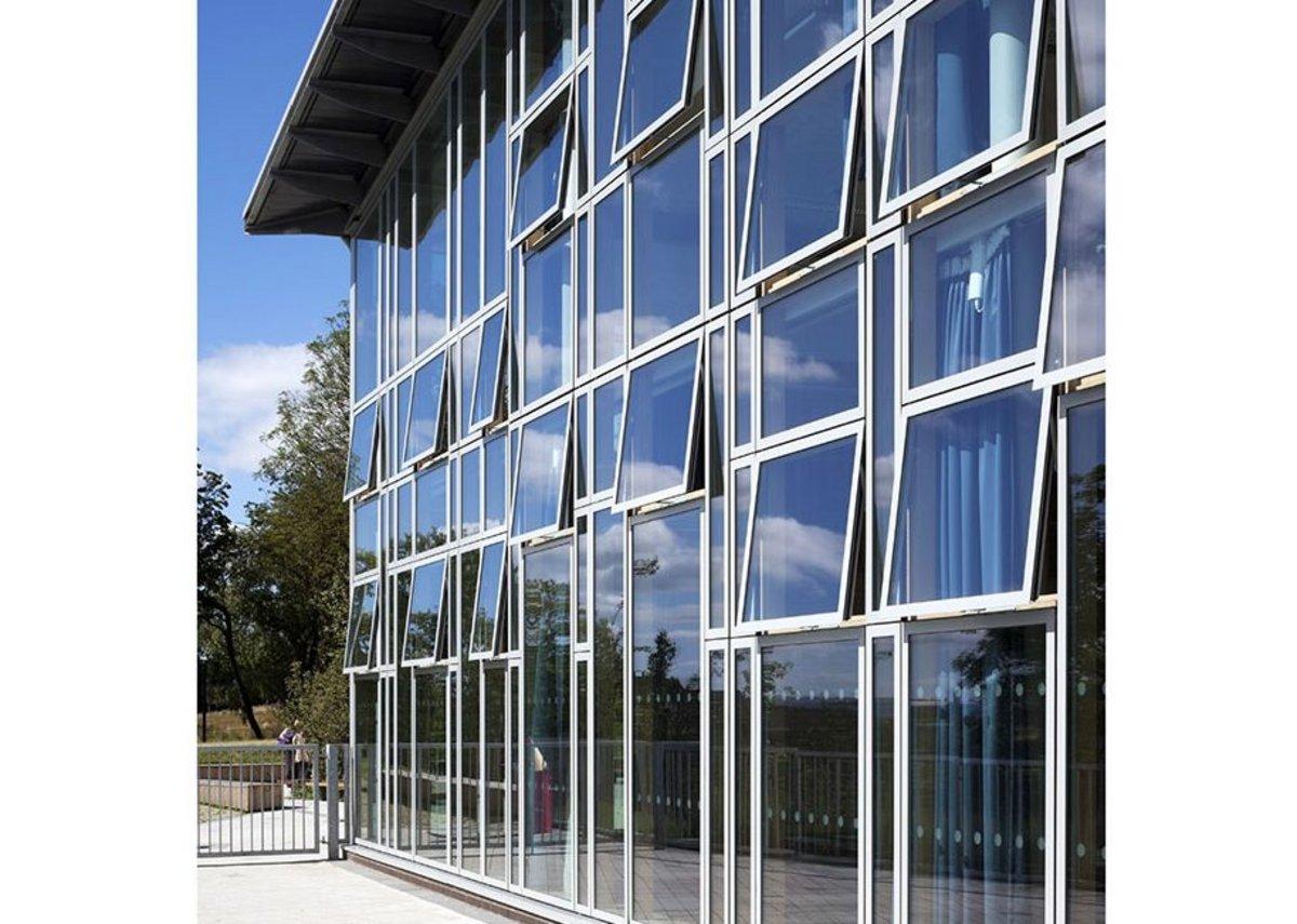 Benview Campus, Ruchill Park, Glasgow.