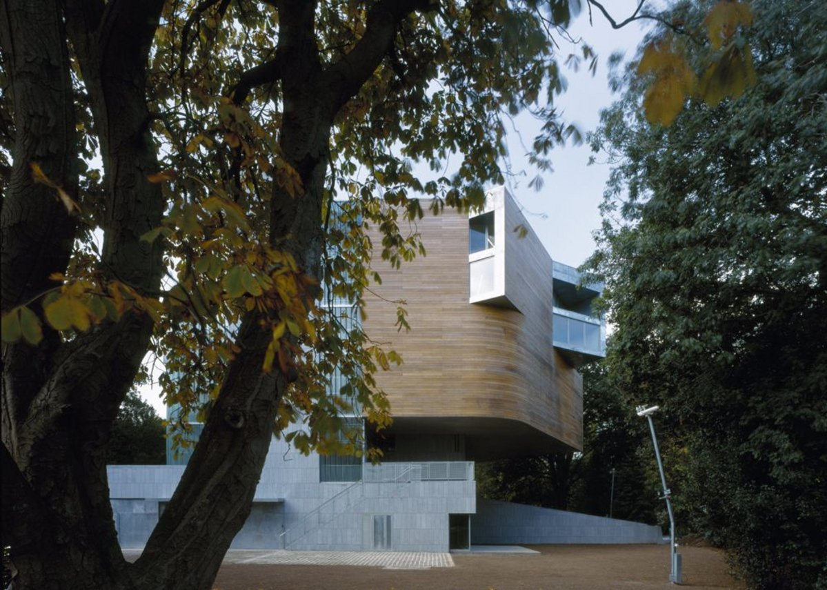 Lewis Glucksman Gallery Cork: Stirling shortlisted 2005.