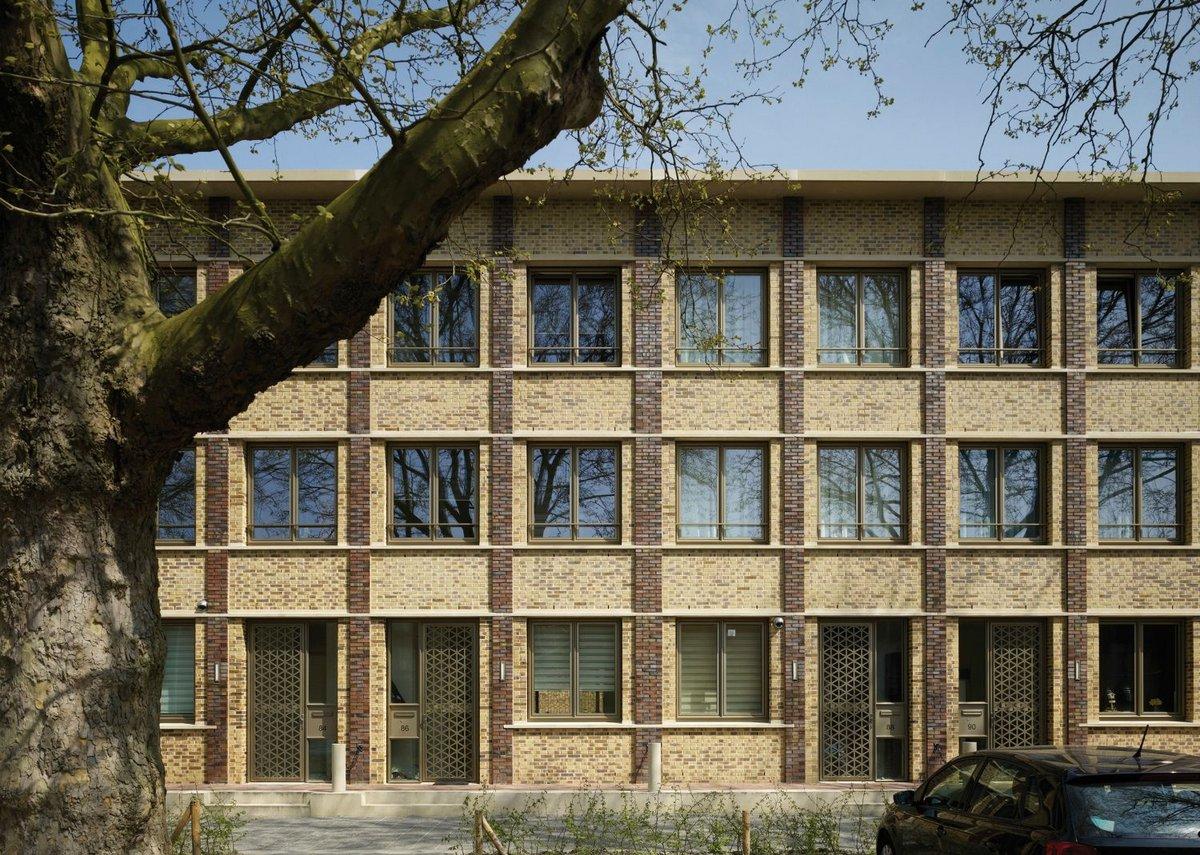 Worldwide Brick Award: Parkstad Rotterdam, Geurst & Schulze Architecten