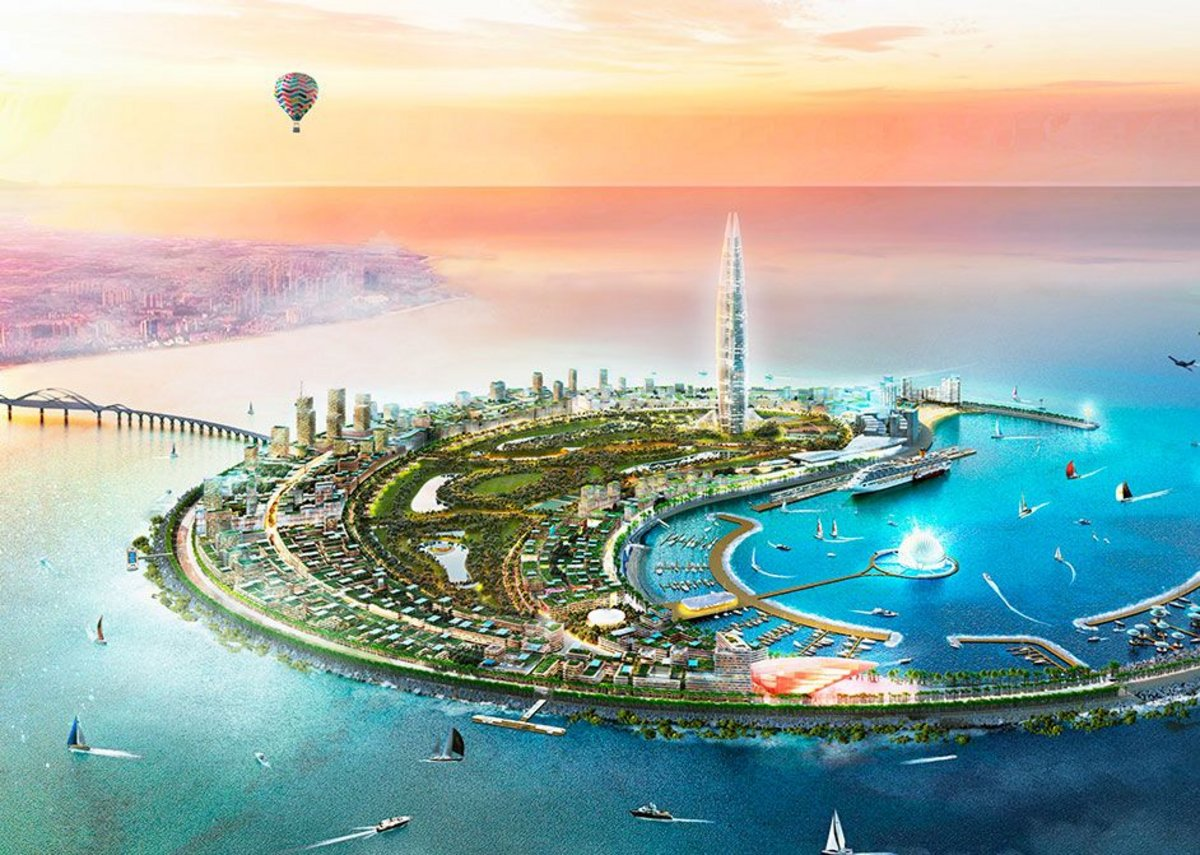 Daniel and Maximilian Zeilinski's competition winning Eco Resort masterplan, Hainan has helped spearhead Foster + Partners' work in China.