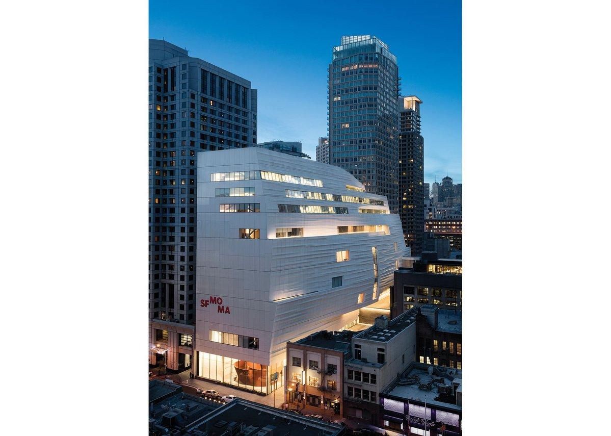 Snøhetta expansion of the new SFMOMA.