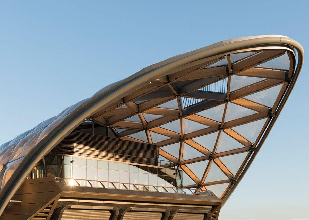 Canary Wharf Crossrail.