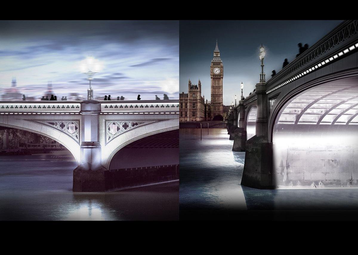 Westminster Bridge.