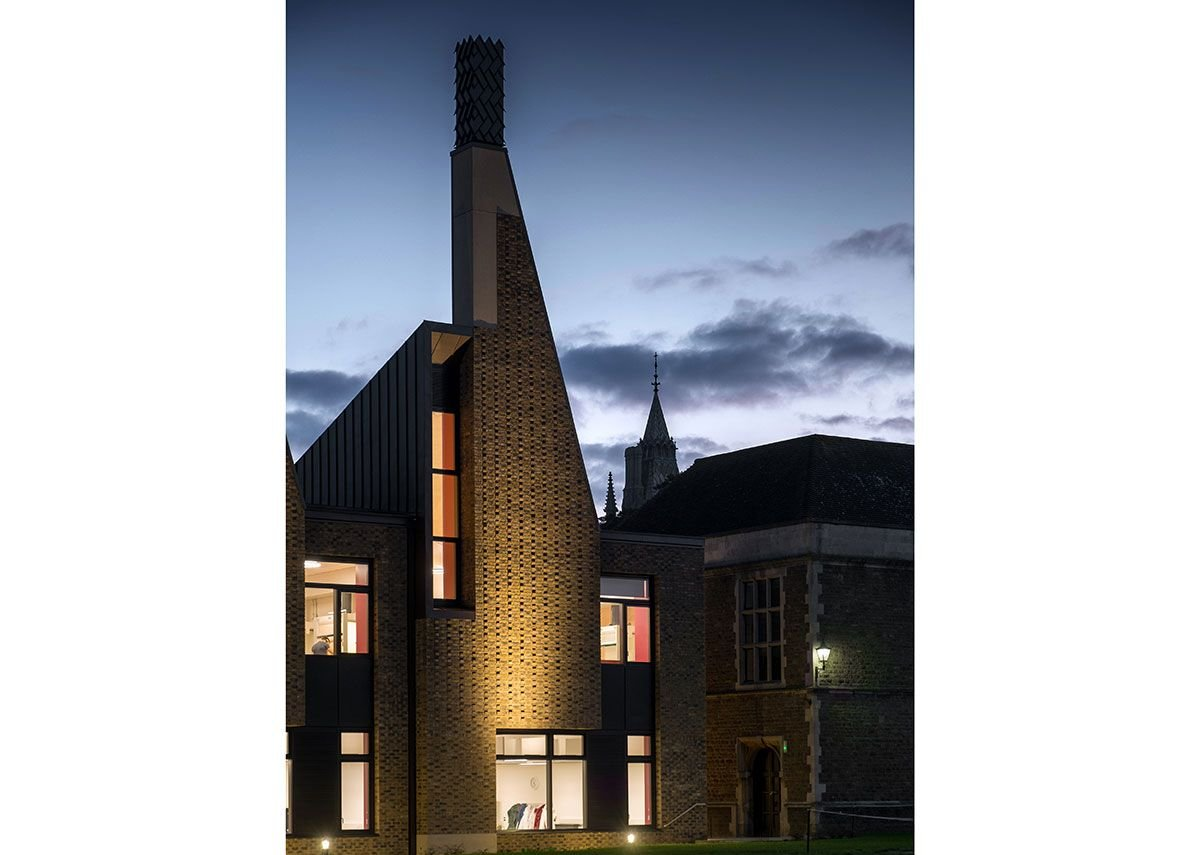 Charterhouse Science and Mathematics Centre, Godalming, Surrey.