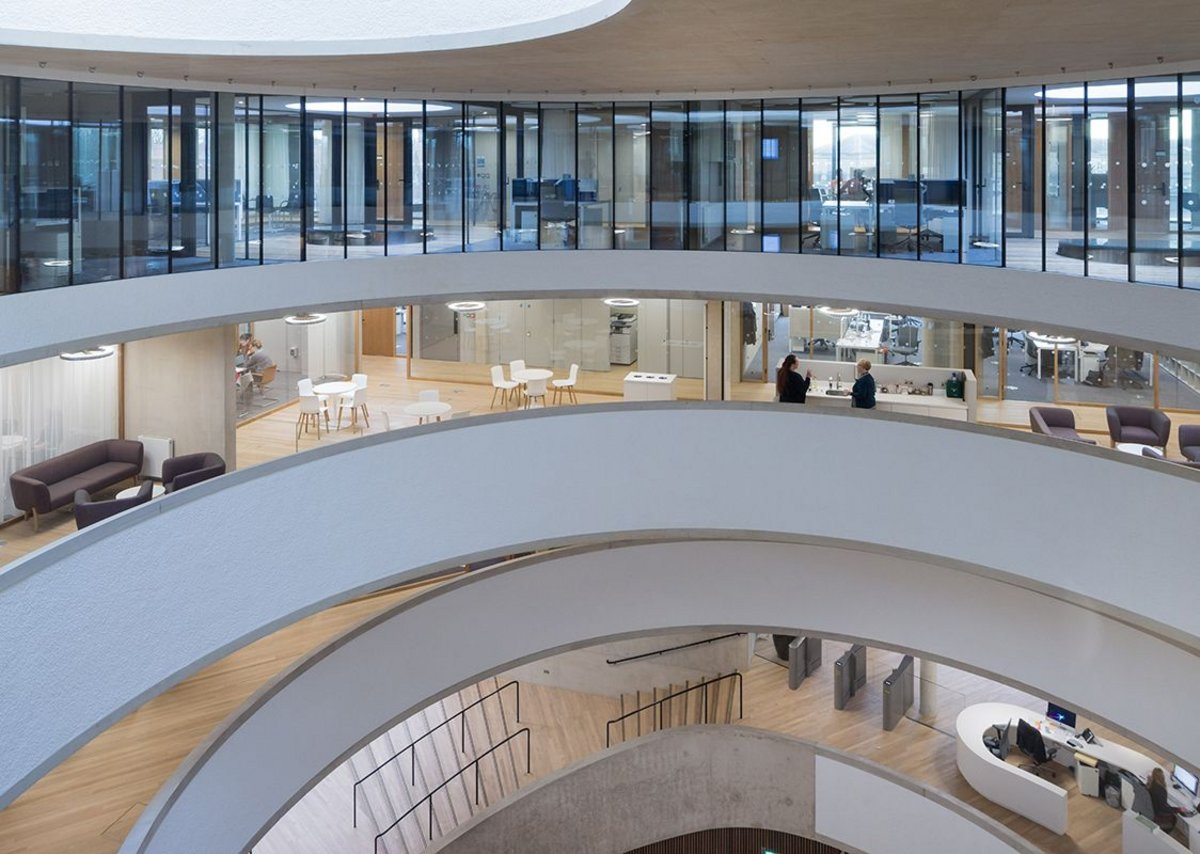 Blavatnik School of Government by Herzog & de Meuron