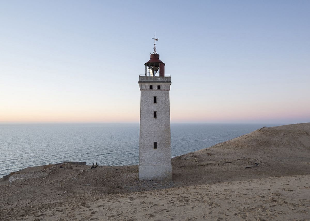 Rubjerg Knude Lighthouse - exterior