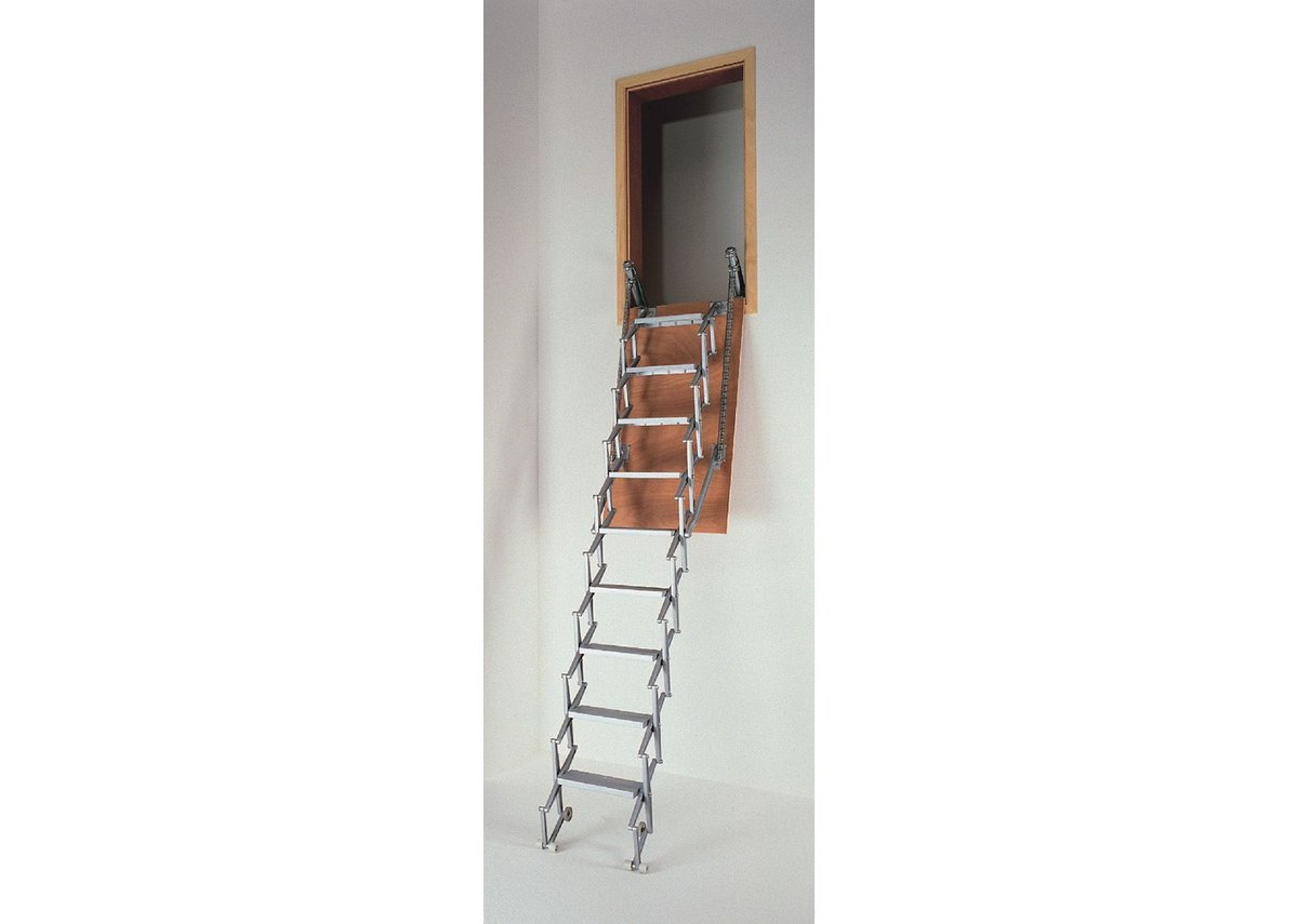 Supreme ladder for vertical access
