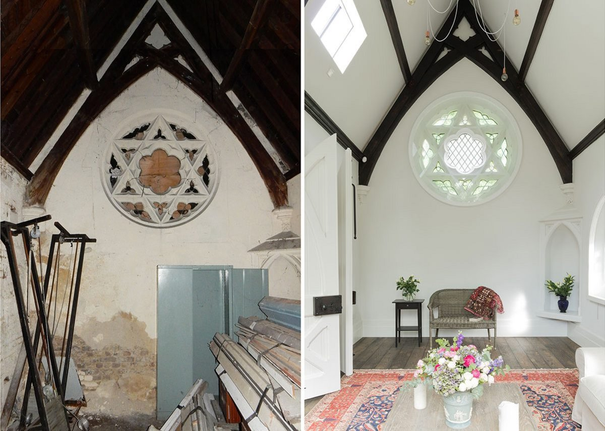 Putney Chapel.