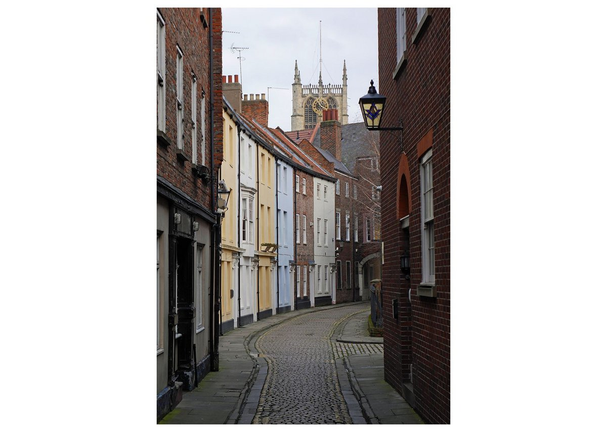 Hull's Old Town - don't miss it.