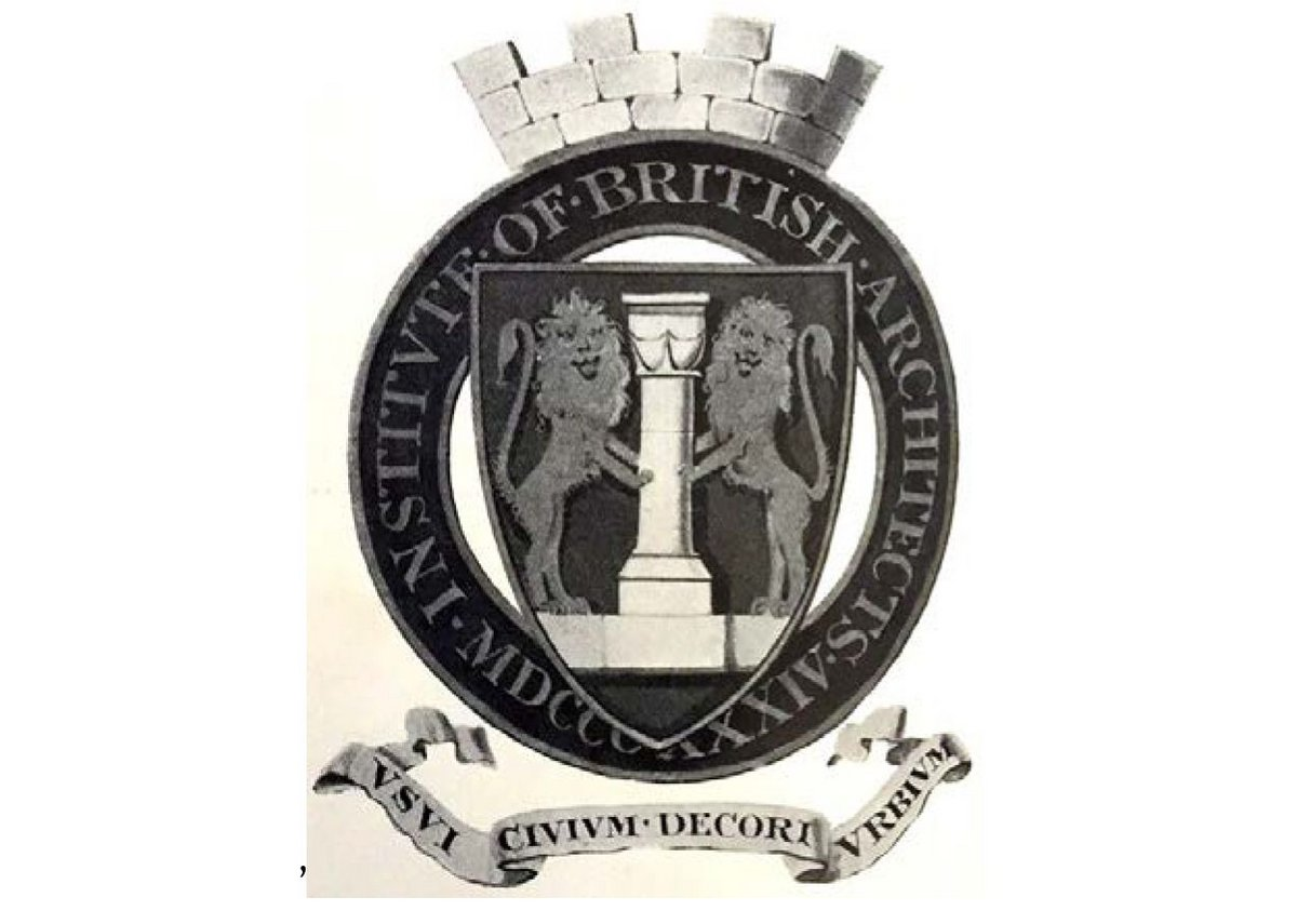 An Early Version of the Badge.
