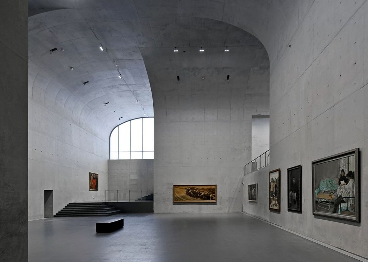 Gallery for Contemporary Art, Long Museum.