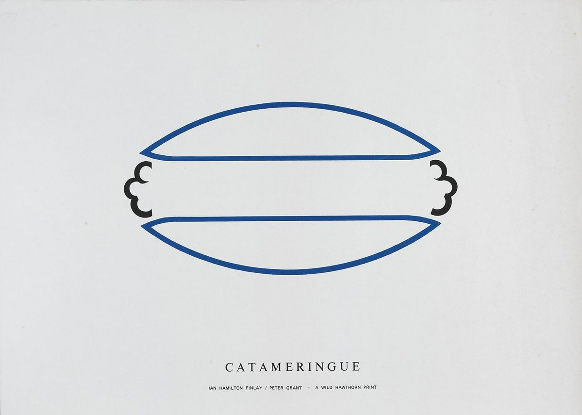 Catameringue [collaboration with Peter Grant], 1970.