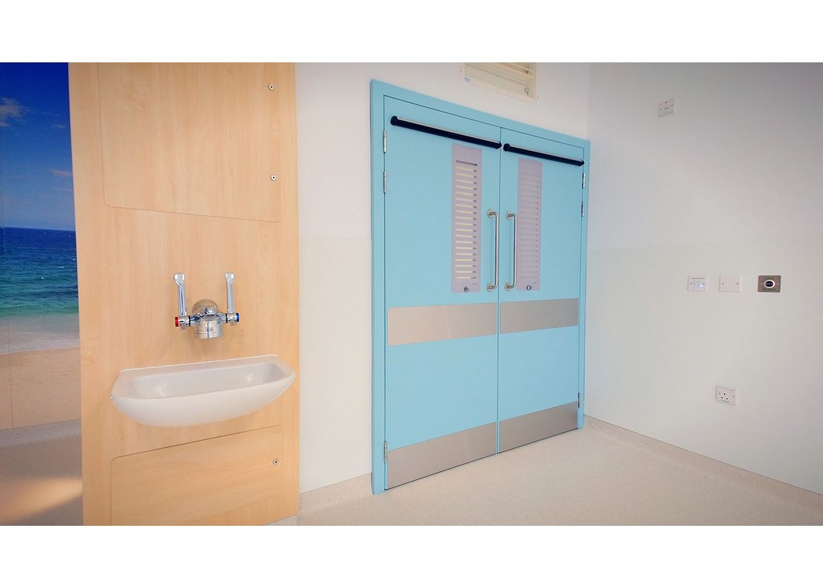 Trovex hygiene solutions at The Royal Brompton Hospital in London.