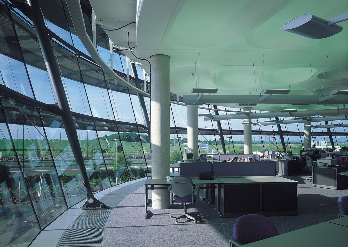 1994: RAC Regional Headquarters, Bristol, UK.